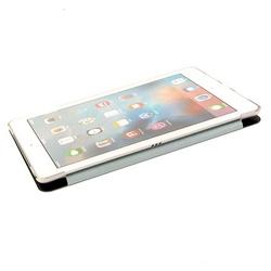 Чехол подставка для Apple iPad 9.7 (Uniq Yorker Kanvas NPDP97YKR-KNVGRY) (серый)