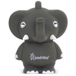 Smartbuy Wild series Elephant 16GB (серый)
