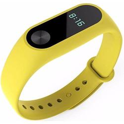Ремешок для Хiaomi Mi Band 2 (891787) (желтый)