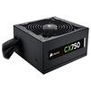 Corsair CX750 750W RTL - Блок питанияБлоки питания<br>Блок питания мощностью 750 Вт, стандарт ATX12V 2.3, система охлаждения: 1 вентилятор (120 мм).<br>