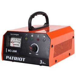Импульсное зарядное устройство Patriot BCI-20M (650303420)