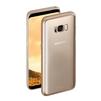 Чехол накладка для Samsung Galaxy S8 Plus (Deppa 85310) (золотистый, матовый) - Чехол для телефонаЧехлы для мобильных телефонов<br>Чехол плотно облегает корпус и гарантирует надежную защиту от царапин и потертостей.<br>