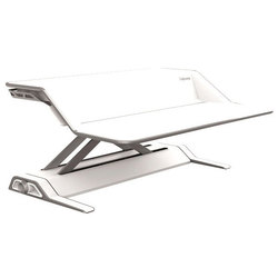 Подставка Fellowes Lotus Sit-Stand Workstation FS-00099 (белый)