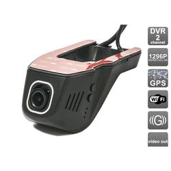 Универсальный автомобильный видеорегистратор (AVIS AVS400DVR (#106))