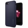 Чехол-накладка для Apple iPhone 7 (Spigen Liquid Air Armor 042CS21189) (темно-синий) - Чехол для телефонаЧехлы для мобильных телефонов<br>Обеспечит защиту телефона от царапин, потертостей и других нежелательных внешних воздействий.<br>