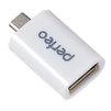 Адаптер OTG microUSB - USB (Perfeo PF-VI-O002) - Usb, hdmi кабель, переходникUSB-, HDMI-кабели, переходники<br>Позволит легко синхронизировать мобильные устройства, смартфоны, планшеты, с функцией поддержки OTG и разъемом microUSB, с любым устройством, которое имеет USB штекер.<br>