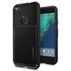 Чехол-накладка для Google Pixel (Spigen Rugged Armor F14CS20889) (черный) - Чехол для телефонаЧехлы для мобильных телефонов<br>Чехол-накладка защитит смартфон от грязи, пыли, брызг и других внешних воздействий.<br>