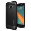 Чехол-накладка для HTC 10 (Spigen Rugged Armor H09CS20276) (черный) - Чехол для телефонаЧехлы для мобильных телефонов<br>Чехол-накладка защитит смартфон от грязи, пыли, брызг и других внешних воздействий.<br>