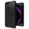 Чехол-накладка для Huawei Honor 8 (Spigen Rugged Armor L09CS20884) (черный) - Чехол для телефонаЧехлы для мобильных телефонов<br>Чехол-накладка защитит смартфон от грязи, пыли, брызг и других внешних воздействий.<br>