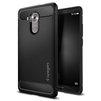 Чехол-накладка для Huawei Mate 8 (Spigen Rugged Armor SGP11849) (черный) - Чехол для телефонаЧехлы для мобильных телефонов<br>Чехол-накладка защитит смартфон от грязи, пыли, брызг и других внешних воздействий.<br>