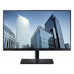 Samsung S24H850QFI (черный)