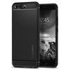 Чехол-накладка для Huawei P10 (Spigen Rugged Armor L13CS21504) (черный) - Чехол для телефонаЧехлы для мобильных телефонов<br>Чехол-накладка защитит смартфон от грязи, пыли, брызг и других внешних воздействий.<br>