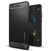 Чехол-накладка для Huawei P8 lite (Spigen Rugged Armor L04CS20300) (черный) - Чехол для телефонаЧехлы для мобильных телефонов<br>Чехол-накладка защитит смартфон от грязи, пыли, брызг и других внешних воздействий.<br>