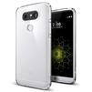 Чехол-накладка для LG G5 (Spigen Ultra Hybrid A18CS20129) (кристально-прозрачный) - Чехол для телефонаЧехлы для мобильных телефонов<br>Защитит смартфон от грязи, пыли, брызг и других внешних воздействий.<br>