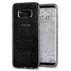 Чехол-накладка для Samsung Galaxy S8 (Spigen Liquid Crystal Glitter 565CS21616) (дымный кварц) - Чехол для телефонаЧехлы для мобильных телефонов<br>Обеспечит защиту телефона от царапин, потертостей и других нежелательных внешних воздействий.<br>