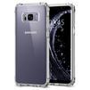 Чехол-накладка для Samsung Galaxy S8 (Spigen Crystal Shell 565CS20828) (кристально-прозрачный) - Чехол для телефонаЧехлы для мобильных телефонов<br>Обеспечит защиту устройства от ударов и падений.<br>