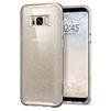 Чехол-накладка для Samsung Galaxy S8 (Spigen Neo Hybrid Crystal Glitter 565CS21606) (золотистый кварц) - Чехол для телефонаЧехлы для мобильных телефонов<br>Обеспечит защиту телефона от царапин, потертостей и других нежелательных внешних воздействий.<br>