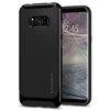 Чехол-накладка для Samsung Galaxy S8 (Spigen Neo Hybrid 565CS21599) (черный) - Чехол для телефонаЧехлы для мобильных телефонов<br>Защитит устройство от пыли, влаги, царапин и других внешних воздействий.<br>