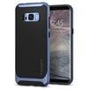 Чехол-накладка для Samsung Galaxy S8 (Spigen Neo Hybrid 565CS21598) (голубой) - Чехол для телефонаЧехлы для мобильных телефонов<br>Защитит устройство от пыли, влаги, царапин и других внешних воздействий.<br>