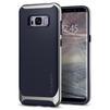 Чехол-накладка для Samsung Galaxy S8 (Spigen Neo Hybrid 565CS21600) (серебристый) - Чехол для телефонаЧехлы для мобильных телефонов<br>Защитит устройство от пыли, влаги, царапин и других внешних воздействий.<br>