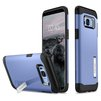 Чехол-накладка для Samsung Galaxy S8 (Spigen Slim Armor 565CS20834) (голубой коралл) - Чехол для телефонаЧехлы для мобильных телефонов<br>Защитит смартфон от грязи, пыли, брызг и других внешних воздействий.<br>