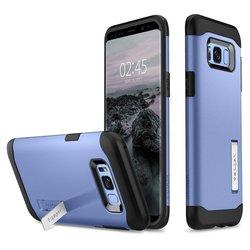 Чехол-накладка для Samsung Galaxy S8 (Spigen Slim Armor 565CS20834) (голубой коралл)
