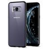 Чехол-накладка для Samsung Galaxy S8 (Spigen Ultra Hybrid 565CS21630) (черный) - Чехол для телефонаЧехлы для мобильных телефонов<br>Чехол-накладка защитит смартфон от грязи, пыли, брызг и других внешних воздействий.<br>