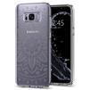 Чехол-накладка для Samsung Galaxy S8 Plus (Spigen Liquid Crystal 571CS21666) (прозрачный) - Чехол для телефонаЧехлы для мобильных телефонов<br>Обеспечит защиту телефона от царапин, потертостей и других нежелательных внешних воздействий.<br>