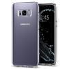 Чехол-накладка для Samsung Galaxy S8 Plus (Spigen Liquid Crystal 571CS21664) (кристально-прозрачный) - Чехол для телефонаЧехлы для мобильных телефонов<br>Обеспечит защиту телефона от царапин, потертостей и других нежелательных внешних воздействий.<br>