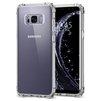 Чехол-накладка для Samsung Galaxy S8 Plus (Spigen Crystal Shell 571CS21119) (кристально-прозрачный) - Чехол для телефонаЧехлы для мобильных телефонов<br>Обеспечит защиту устройства от ударов и падений.<br>