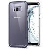 Чехол-накладка для Samsung Galaxy S8 Plus (Spigen Neo Hybrid Crystal 571CS21656) (серая орхидея) - Чехол для телефонаЧехлы для мобильных телефонов<br>Удобный и компактный чехол, обеспечит защиту от негативных внешних воздействий.<br>