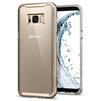 Чехол-накладка для Samsung Galaxy S8 Plus (Spigen Neo Hybrid Crystal 571CS21655) (шампань) - Чехол для телефонаЧехлы для мобильных телефонов<br>Удобный и компактный чехол, обеспечит защиту от негативных внешних воздействий.<br>
