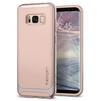 Чехол-накладка для Samsung Galaxy S8 Plus (Spigen Neo Hybrid 571CS21653) (бежевый) - Чехол для телефонаЧехлы для мобильных телефонов<br>Защитит устройство от пыли, влаги, царапин и других внешних воздействий.<br>