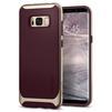 Чехол-накладка для Samsung Galaxy S8 Plus (Spigen Neo Hybrid 571CS21649) (бургунди) - Чехол для телефонаЧехлы для мобильных телефонов<br>Защитит устройство от пыли, влаги, царапин и других внешних воздействий.<br>