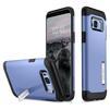 Чехол-накладка для Samsung Galaxy S8 Plus (Spigen Slim Armor 571CS21125) (голубой) - Чехол для телефонаЧехлы для мобильных телефонов<br>Защитит смартфон от грязи, пыли, брызг и других внешних воздействий.<br>