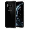 Чехол-накладка для Samsung Galaxy S8 Plus (Spigen Ultra Hybrid 571CS21680) (матово-черный) - Чехол для телефонаЧехлы для мобильных телефонов<br>Чехол-накладка защитит смартфон от грязи, пыли, брызг и других внешних воздействий.<br>