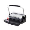 Брошюровщик Гелеос БП-500-2 - ПереплетчикПереплетчики (Брошюраторы, брошюровщики)<br>Брошюровщик Гелеос БП-500-2 имеет металлический корпус. Удобная П-образная ручка облегчает перфорацию за счет усиленного приложения рычажной силы.<br>
