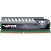 Patriot Viper4 Elite PVE44G240C6GY - Память для компьютераМодули памяти<br>1 модуль памяти, DDR4 DIMM, 4Гб, частота 2400МГц, CL15.<br>