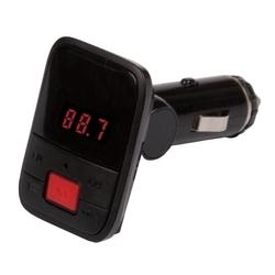 FM трансмиттер Ritmix FMT-A745 (черный)