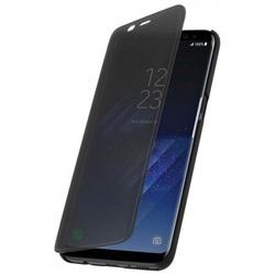 Чехол-книжка для Samsung Galaxy S8 Plus (Muvit Folio Case Touch Front MUTSF0002) (черный)