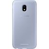 Чехол-накладка для Samsung Galaxy J3 2017 (Jelly EF-AJ330TLEGRU) (голубой) - Чехол для телефонаЧехлы для мобильных телефонов<br>Чехол плотно облегает корпус и гарантирует надежную защиту от царапин и потертостей.<br>