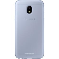 Чехол-накладка для Samsung Galaxy J3 2017 (Jelly EF-AJ330TLEGRU) (голубой)