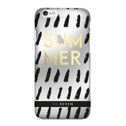 Чехол-накладка для Apple iPhone 7 (So Seven Cannes SVNCSCAN3IP7) (Summer, прозрачный)