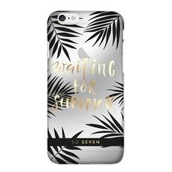 Чехол-накладка для Apple iPhone 7 (So Seven Cannes SVNCSCAN4IP7) (Waiting, прозрачный)