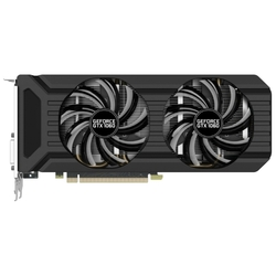 Palit GeForce GTX 1060 1506Mhz PCI-E 3.0 6144Mb 8000Mhz 192 bit DVI HDMI HDCP BULK