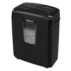 Шредер Fellowes Powershred 8Cd (FS-46921) (черный)