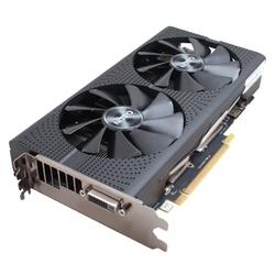Sapphire Radeon Nitro RX 470 1236Mhz PCI-E 3.0 4096Mb 7000Mhz 256 bit DVI (11256-21) (OEM)