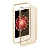 Чехол накладка для Apple iPhone 5, 5S, SE (Deppa 85291) (золотистый)  - Чехол для телефонаЧехлы для мобильных телефонов<br>Чехол плотно облегает корпус и гарантирует надежную защиту телефона от царапин и потертостей.<br>