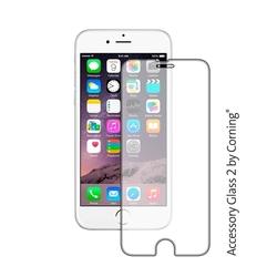 Защитное стекло для Apple iPhone 6, 6S (Deppa 62363) (прозрачное)