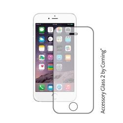 Защитное стекло для Apple iPhone 6 Plus, 6S Plus (Deppa 62364) (прозрачное)